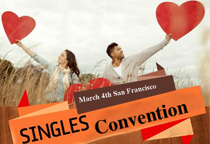 Singles events bay area